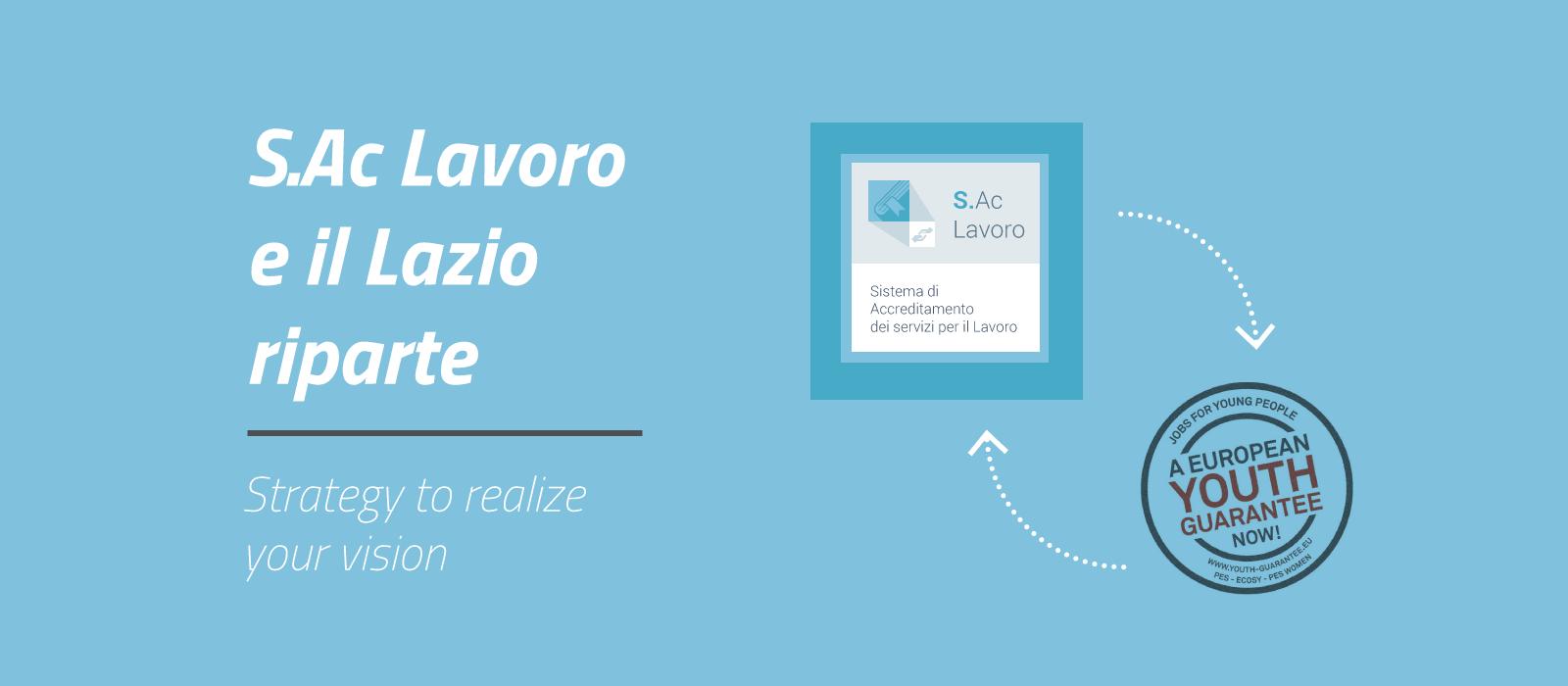 Sac sistema accreditamento lavoro Lazio