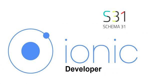 schema31 ionic Developer
