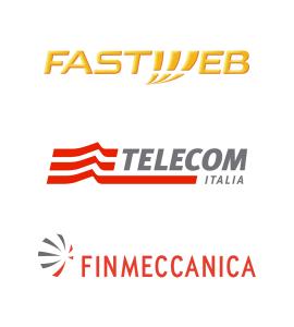 partner schema31 Fastweb Telecom Italia Finmeccanica